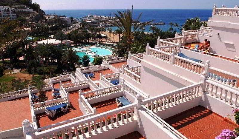 Sterne Hotel Puerto Rico Gran Canaria